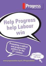 Download a paper 100 Club Progress membership form