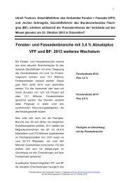 Fenster - Bundesverband ProHolzfenster eV