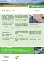 FNR - NawaRo-Kommunal Infoblatt Ausgabe 03/2012 (web)