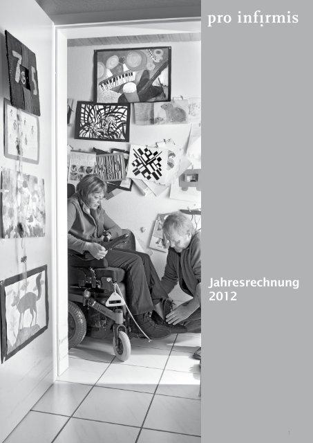 Pro Infirmis Jahresrechnung 2012 - pdf, 4.4M