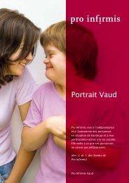 Portrait de Pro Infirmis Vaud