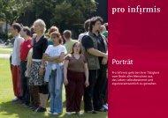 Porträt zum Ausdrucken - pdf, 1.2M - Pro Infirmis