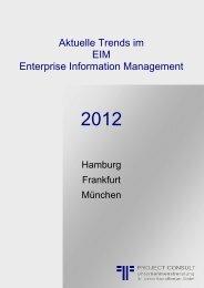Records Management: Prinzipien, Standards & Trends