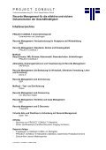 Seminarband - Project Consult Unternehmensberatung Dr. Ulrich ... - Page 2