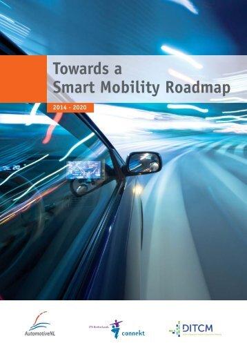 Towards a smart mobility roadmap - Connekt