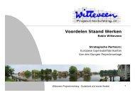 Voordelen Staand Werken - Witteveen Projectinrichting