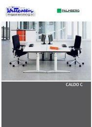 Palmberg Caldo brochure - Witteveen Projectinrichting