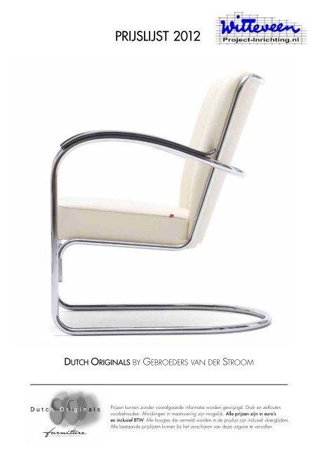 Gispen Bijzettafel Gs 720.Gispen Classics Prijslijst Witteveen Projectinrichting