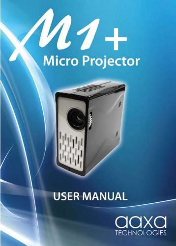 User's Manual - Projector Central