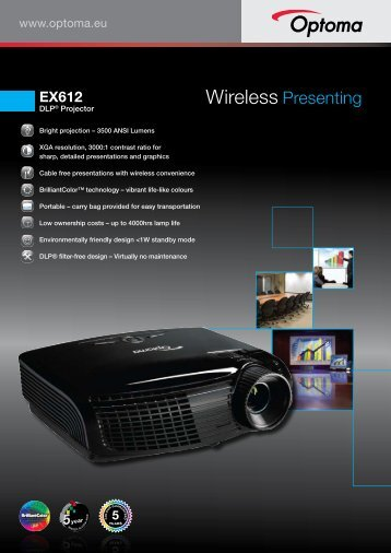 Wireless Presenting - Projector Reviews