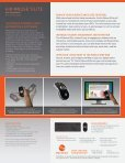 Download the manufacturer's spec sheet PDF for ... - Projector People - Page 2