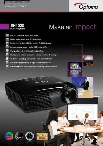 EH1020 - Projector