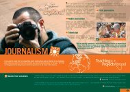 Journalism Project Profile - Projects Abroad