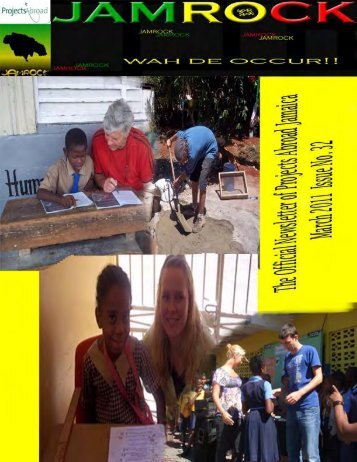 PROJECTS ABROAD JAMAICA NEWSLETTER MARCH 2011 ...