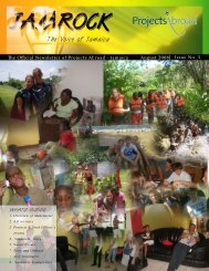 A fi wi Voice - Projects Abroad