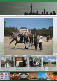 December 2008 Edition: Issue 25 - Projects Abroad