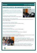 Newsletter - 2009_10 INDIA NADIA - Projects Abroad - Page 5