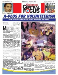 A-PLUS FOR VOLUNTEERISM - Projects Abroad