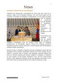 The Official Newsletter of Projects Abroad Mongolia - Page 6
