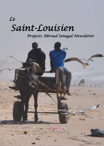 Saint-Louisien - Projects Abroad