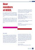 Members' Manual - Projects - AEGEE Europe - Page 3