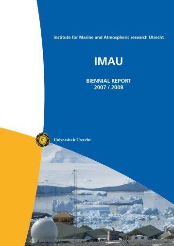 BIENNIAL REPORT 2007 / 2008
