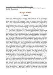 Afgewezen Inzending voor Hollands Maandblad (November 2004)