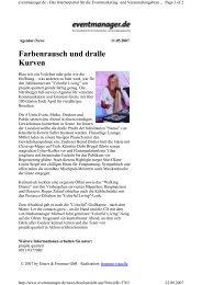 Farbenrausch und dralle Kurven - Projekt Quartett