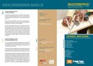 Kursübersicht (pdf) - Projekthaus Potsdam