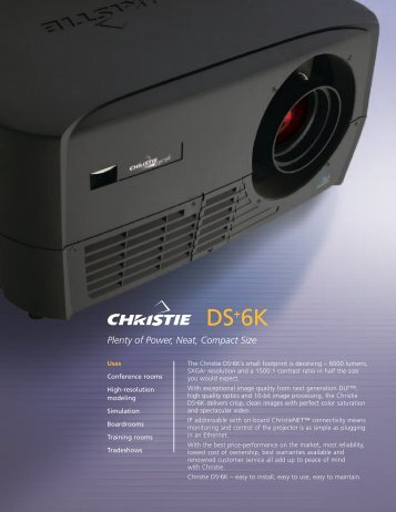 CHRI1073 DS+6K v6.qxd