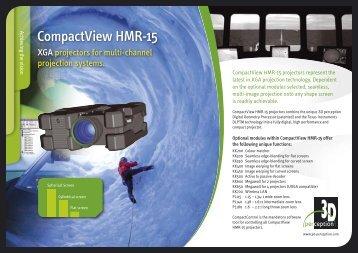 CompactView HMR-15