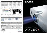 Digital Cinema Projector - HCinema