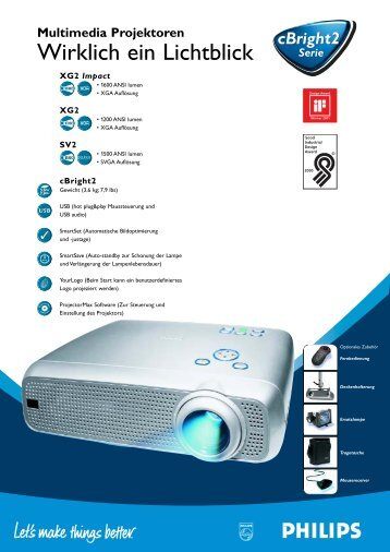 Philips cBright XG2