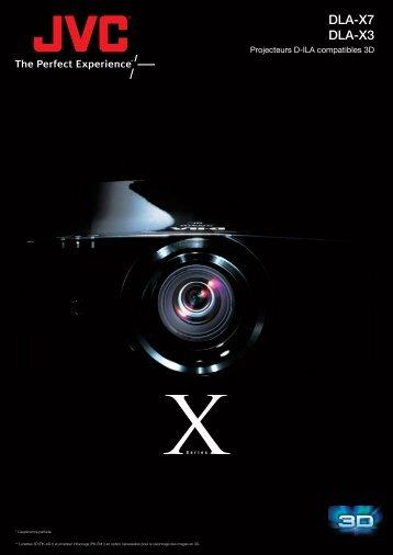 DLA-X7 DLA-X3 - Projektoren Datenbank