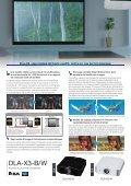 DLA-X7 DLA-X3 - Projektoren Datenbank - Page 6