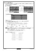 DLP® 方式プロジェクター PT-D4000 - Projektoren Datenbank - Page 7