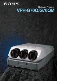 Sony G70 - CurtPalme.com