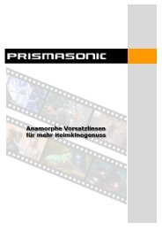 Prismasonic H200