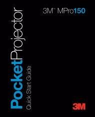 P ocket Projector - 3M