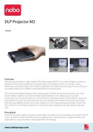 DLP Projector M2