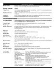 SMART Board Interactive Whiteboard Specifications - Model 680i - Page 2