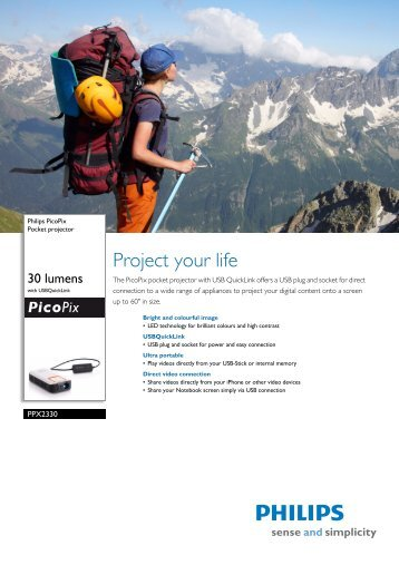 Project your life - Projector Central