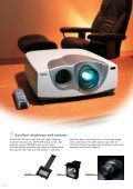 VPL-VW11HT - LCD and DLP Projectors - Page 4