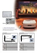 VPL-VW11HT - LCD and DLP Projectors - Page 6