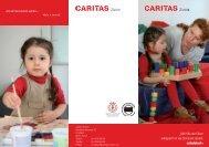 Flyer Caritas Kanton Zürich
