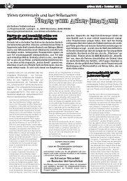 grünes blatt 2/2011 (S. 46-49) - Projektwerkstatt