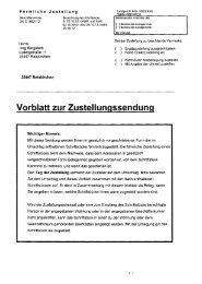 Hauptsachklage von RWE am 2.10.2012 - Projektwerkstatt