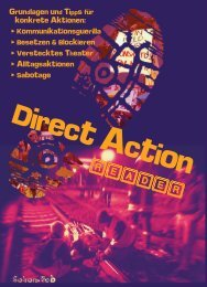 Direct Action - Projektwerkstatt