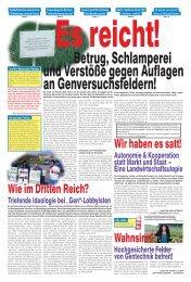 2012: Zeitung