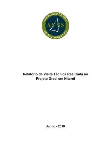 Relatório de Visita Técnica Realizada no Projeto Grael em Niterói